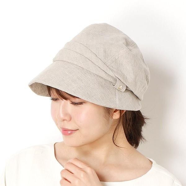 7c54c7043a71 フルラ(ネックウェア・帽子)(FURLA)/【UV遮蔽率99.8%以上・サイズ調整できる】グランジウォッシュリネン 小つばクロッシェの通販はWowma!