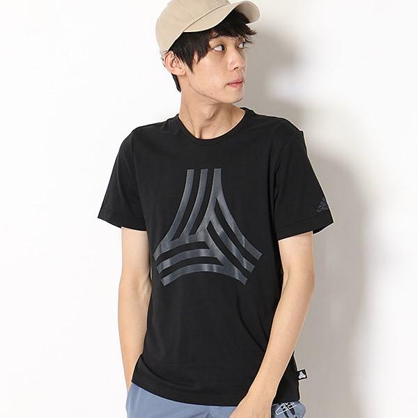 アディダス(adidas)/【adidas/アディダス】(メンズTシャツ)TANGO STREET ビッグロゴ Tシャツ