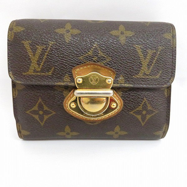 ルイヴィトン Louis Vuitton モノグラム ポルトフ...