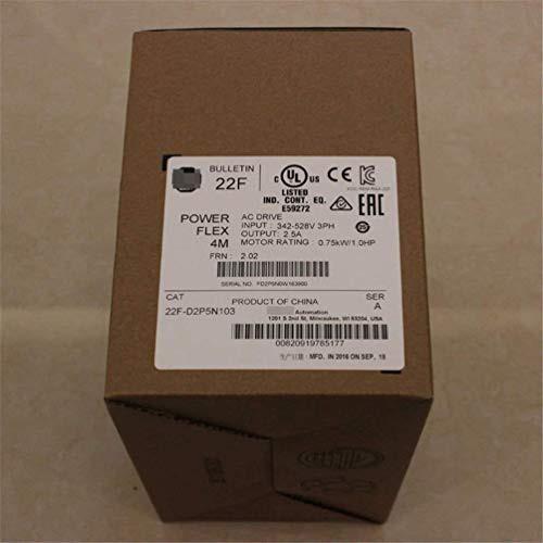 22F-D2P5N103 A PowerFlex 4M AC Drive 480V 3-P ...