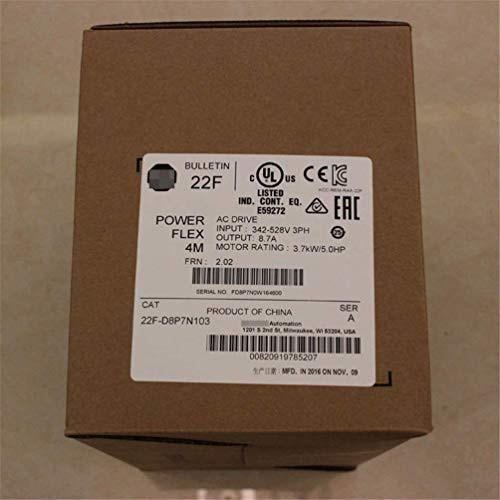 22F-D8P7N103 PowerFlex 4M 37kW 5HP AC Drive