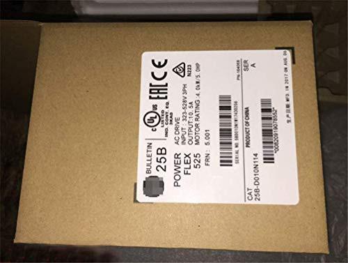25B-D010N114 PowerFlex 525 4kW 5Hp AC Drive 25...