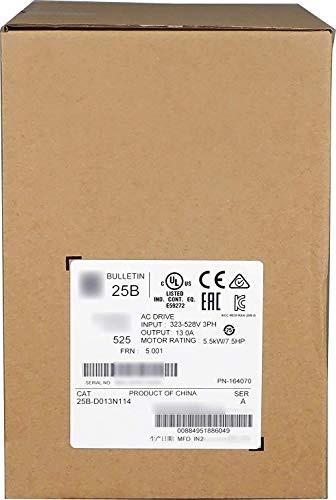 25B-D013N114 25BD013N114 PowerFlex 525 75HP 55...