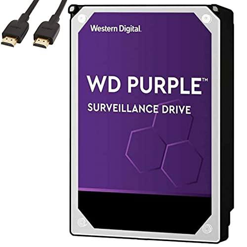 Western Digital - WD 8TB パープル 監視 内蔵ハ...