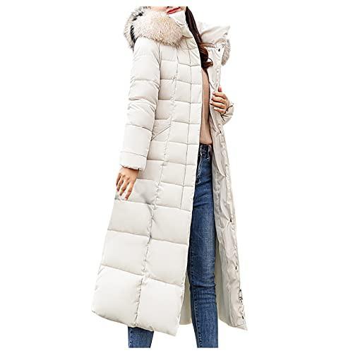 VonVonCo Long Overcoat for Women Warm Plus Siz...