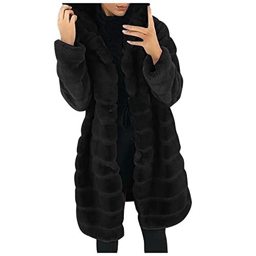 VonVonCo Long Overcoat for Women Fashion Fall ...