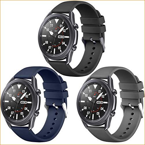 Easuny Compatible with Samsung Galaxy Watch 3 ...