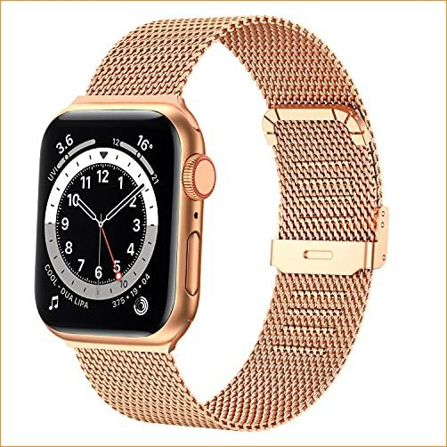 Dsytom Bands Compatible with Apple Watch Band ...