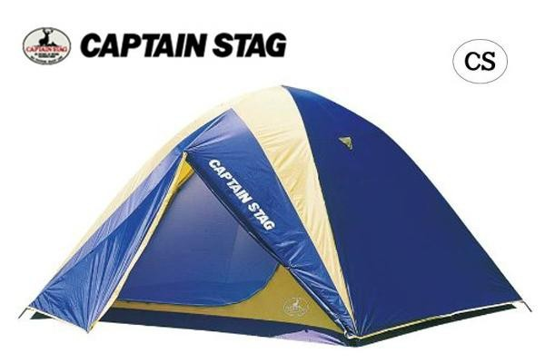 CAPTAIN STAG レニアス ドームテント(5〜6人用...