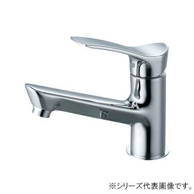 三栄 SANEI COULE シングルワンホール洗面混合栓 ...