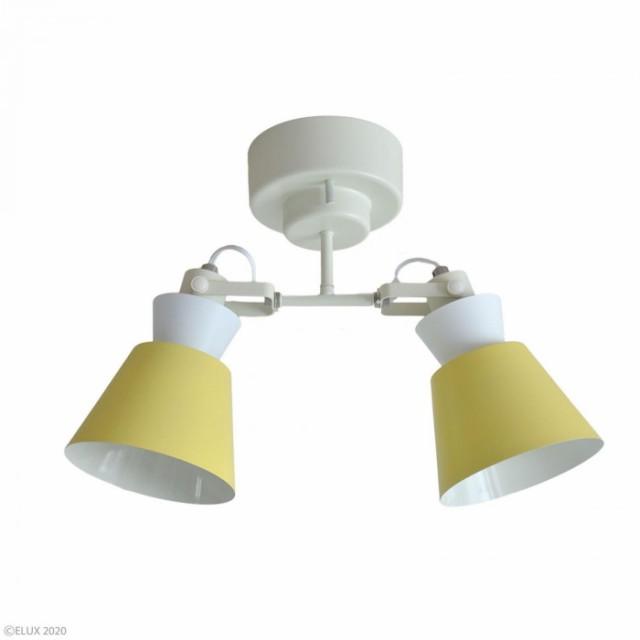 ELUX(エルックス) LARKS(ラークス) 2灯シーリング...