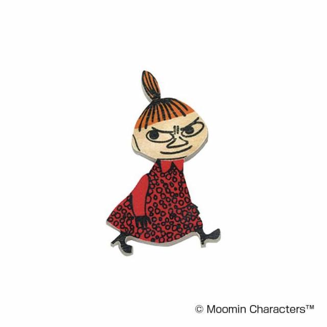 MOOMIN(ムーミン) 木製マグネット リトルミイ APM...