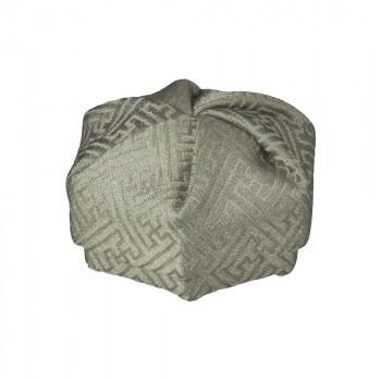日本製 伝統 西陣織使用 西陣織の布香合(さや形・...