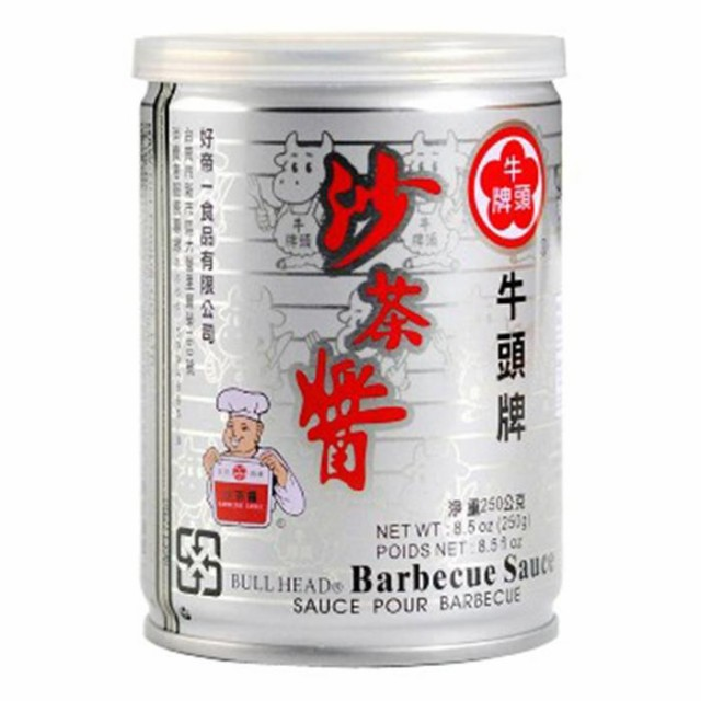 牛頭牌沙茶醤 250g×24缶 210002