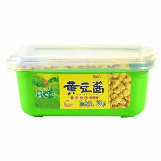 葱伴侶黄豆醤(中国みそ)300g×12pc 210168
