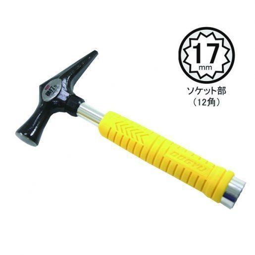 土牛 でん助ハンマー ショート PRO 先切型 03597
