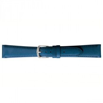 BAMBI バンビ 時計バンド 牛革 ブルー C295SP