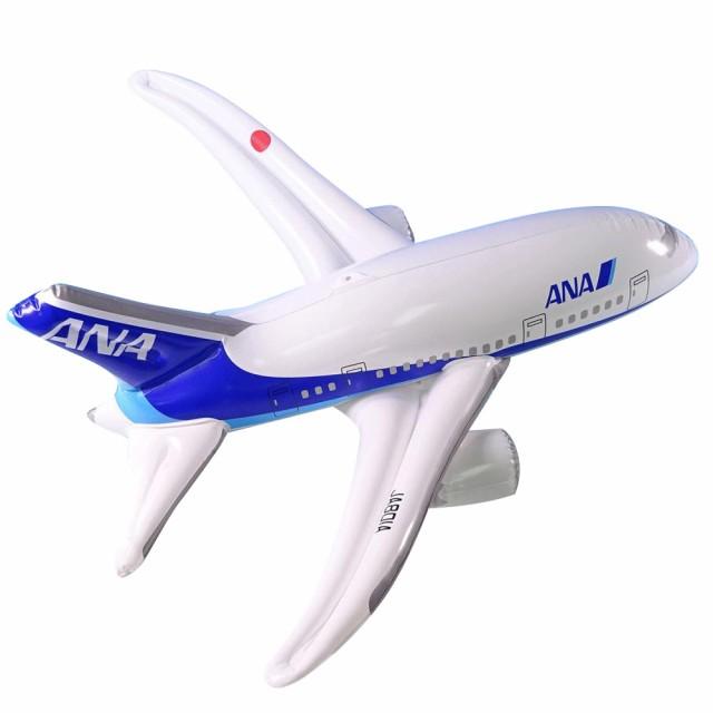 エアプレーングッズ 飛行機 ビニールプレーン ANA...