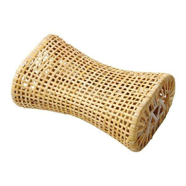 枕 ピロー 『籐枕』 約30×17cm 2503909