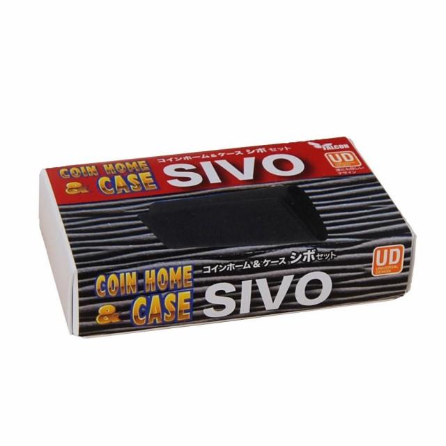 コインホームBK&SIVOケース SV-01WCH