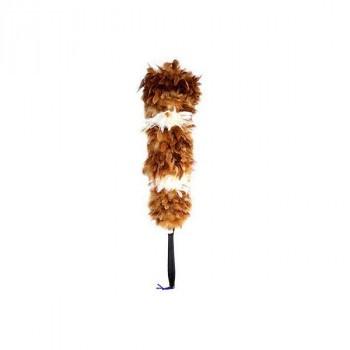 石塚羽毛 日本製 ニワトリ毛ばたき 750mm K20
