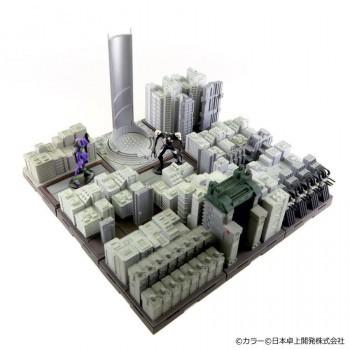 日本卓上開発 ジオクレイパー TOKYO-III シーナリ...