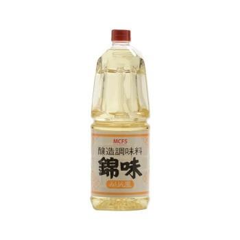 橋本醤油ハシモト 醸造調味料(みりん) 錦味 1.8L...