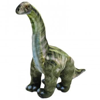 ワイルドグラフィ ぬいぐるみ 恐竜  ブロントサウ...