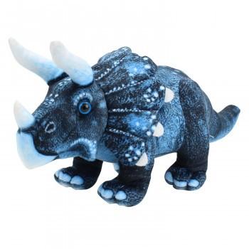 ワイルドグラフィ ぬいぐるみ 恐竜  トリケラトプ...