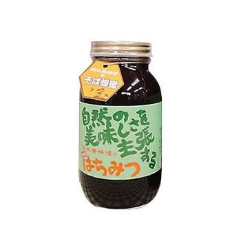 鈴木養蜂場 はちみつ そば蜜(SB) 1.2kg