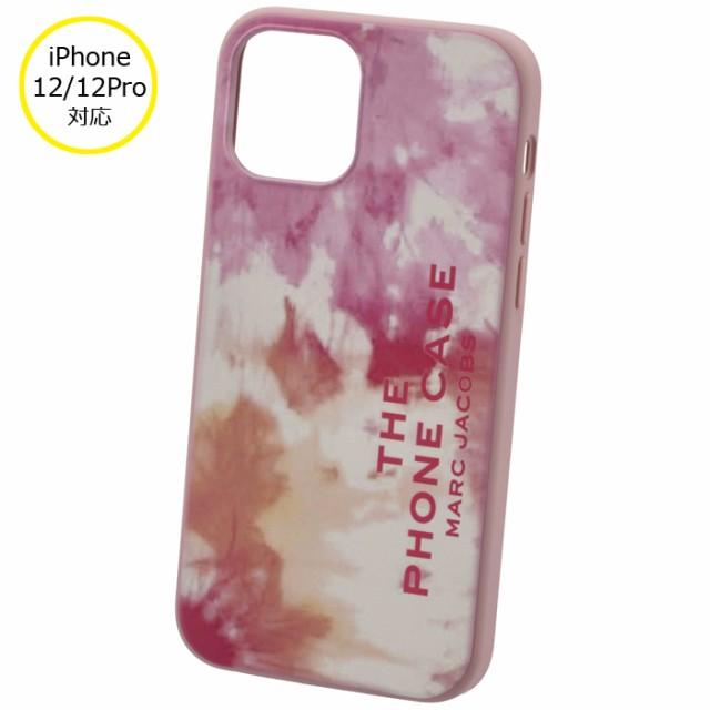 マークジェイコブス MARC JACOBS  2021年秋冬新作 iPhoneケース THE TIE DYE SILICONE スマホケース 12/12Pro T507M02PF21 0036 699