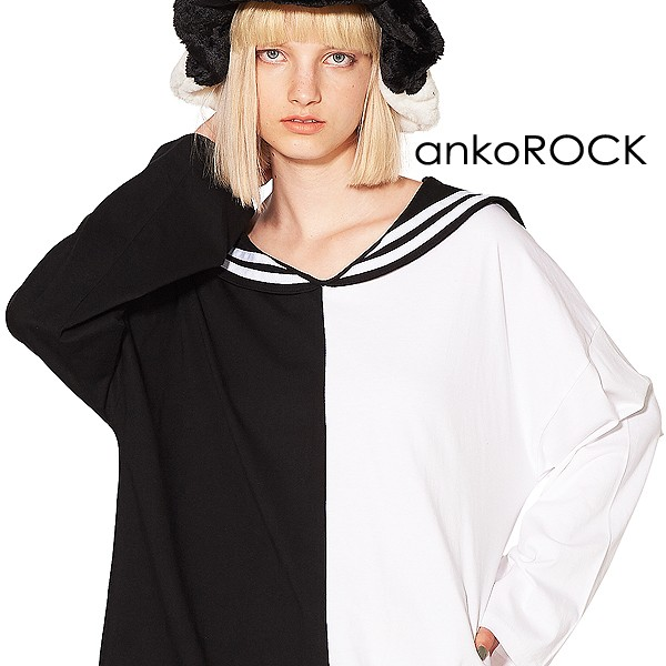 ankoROCK アンコロック シャツ Tシャツ カットソ...