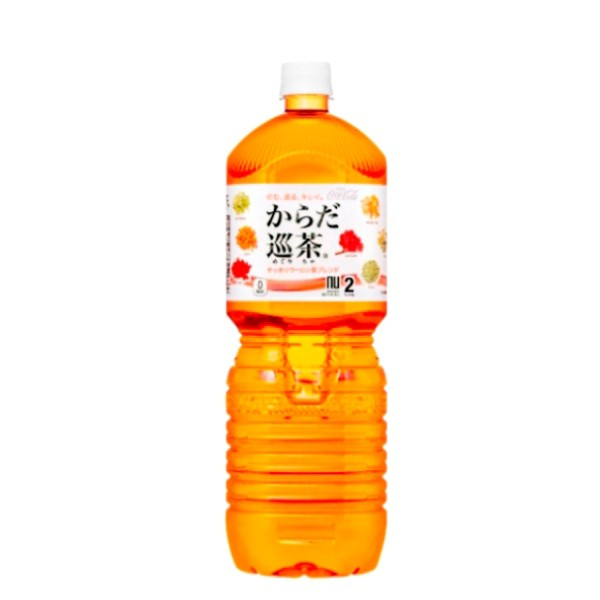 【安心のコカ・コーラ社直送】からだ巡茶 ペコら...