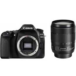 【送料無料】Canon EOS 80D EF-S18-135 IS USM レ...