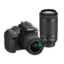 【送料無料】【即納】Nikon D3400 ダブルズームキ...