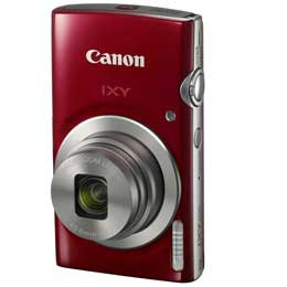 【送料無料】【即納】Canon IXY 200 [レッド]