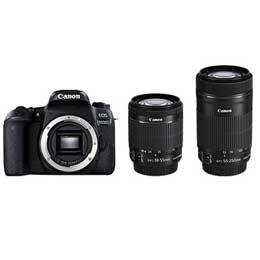 【送料無料】【即納】Canon EOS 9000D ダブルズー...