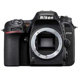 【送料無料】Nikon D7500 ボディ