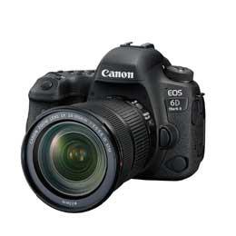 【送料無料】Canon EOS 6D Mark II EF24-105 IS S...