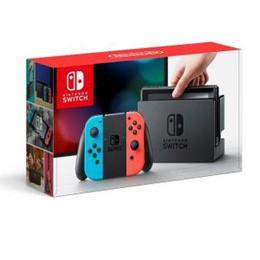 【送料無料】【即納】Nintendo Switch [ネオンブ...