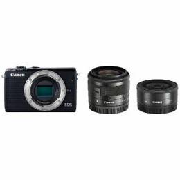 【送料無料】【即納】Canon EOS M100 ダブルレン...