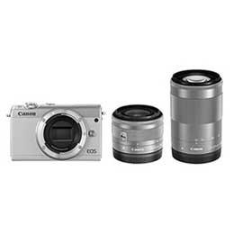 【送料無料】Canon EOS M100 ダブルズームキット ...
