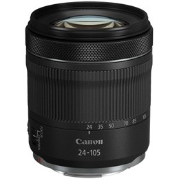 【送料無料】CANON RF24-105mm F4-7.1 IS STM