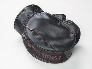 ラフ&ロード RR5925 ボクサーハンドルカバーNEO カラー:チタニウムブラック