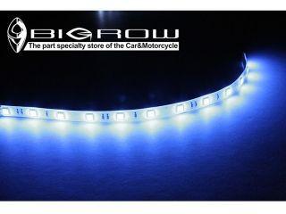 ビッグロウ 汎用 ホーン・電飾・オーディオ 高輝度SMD LEDテープ 30cm×2本 白ベース青