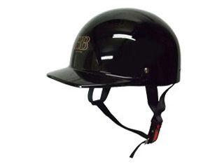 モトボワットBB ハーフキャップヘルメット カラー...