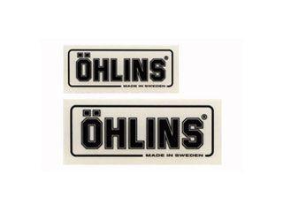 オーリンズ OHLINS ステッカー・ワッペン クリア...