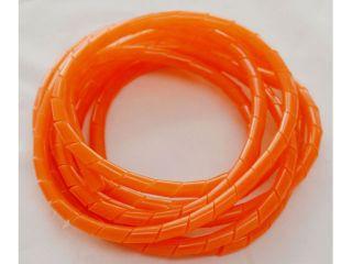 C.F.POSH スパイラルチューブ(オレンジ) 2M