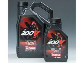 MOTUL モチュール エンジンオイル 300V FACTORY L...