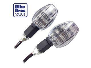 BikeBros.VALUE LED ウインカー 2個セット 仕様:...